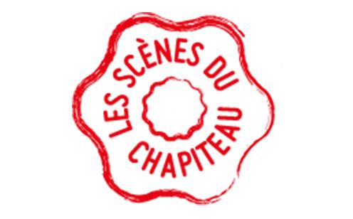 logo des Scènes du chapiteau